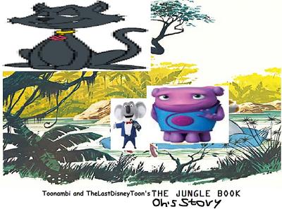 Toonambi and TheLastDisneyToon's The Birthday Book's Oh's Story.