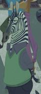 Zootopia Zebra