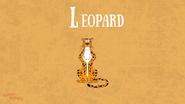 Bonny Wondy Leopard
