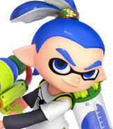 Inkling Boy in Super Smash Bros. Ultimate