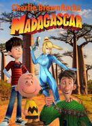 Madagascar (Charlie BrownRockz Style, 2005; Movie Poster)-0