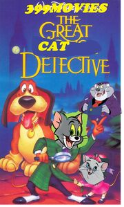 The great cat detective (399Movies style)