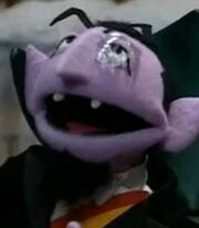 Count Von Count in Elmo Saves Christmas