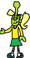 Greendale Rocket as Pura
