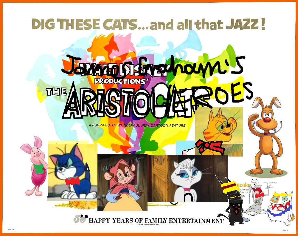 Category:The Aristocats Movie Spoofs
