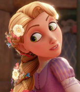 Rapunzel in Kingdom Hearts III
