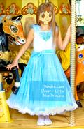 Sandra Cure Clover - Little Blue Princess