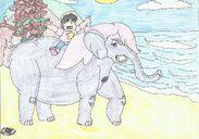 Steven Universe Elephant