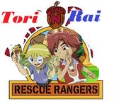 Tori n rai rescue rangers