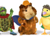 The Wonder Pets (Frosty the Snowman)