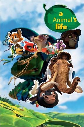 A Animal's Life(LUIS ROGER ALBERTO GIOVANNA CAMINITA Style)