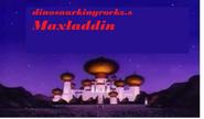 D.k rockz maxladdin tv show