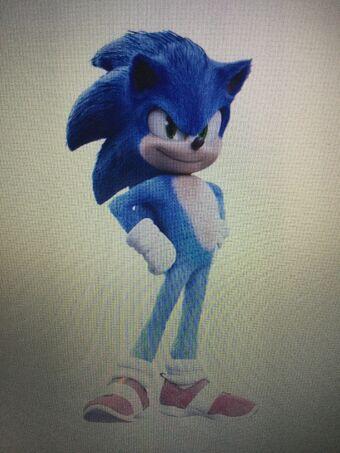 Sonic The Hedgehog 2020 The Parody Wiki Fandom