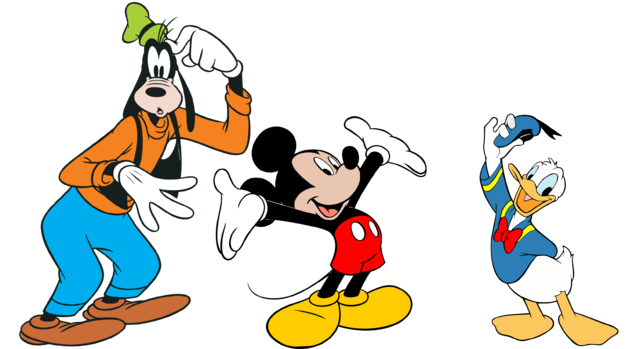 FileMickey Donald And Goofy