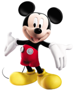 Mickey Mouse PNG Clip-Art Image