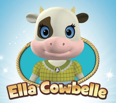 Mrs Ella Cowbelle