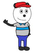 Panda 'Pandy' Smoochie (Billy)