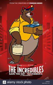 The incredibles thebluesrockz