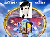 Wallykazam and Sabrina (Sonic The Hedgehog) (2020)