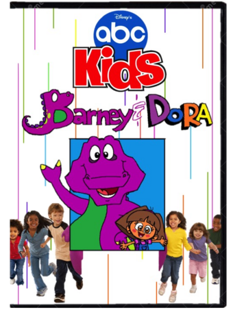 Disney S Abc Kids On Vhs And Dvd Collection The Parody Wiki Fandom