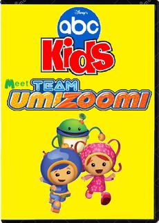 Disney's ABC Kids - Meet Team Umizoomi