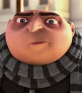Gru in Despicable Me