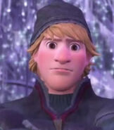 Kristoff in Kingdom Hearts III