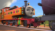 Nia the African Tank Engine