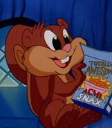 Skippy Squirrel in Animaniacs