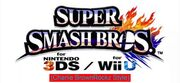 Super Smash Bros. 4 Wii U and 3DS (Charlie BrownRockz Style) Title