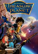 Treasure Planet (Davidchannel's Version) Poster