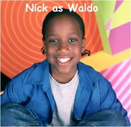 8) Nick as Waldo