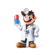 Dr mario smash bros