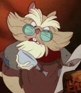 Mr. Ages in The Secret of NIMH