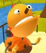 Pappy (Rolie Polie Olie- The Great Defender of Fun)