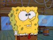 Spongebob talk to krabs
