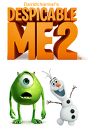 Despicable Me 2 (Davidchannel's Version) (2013)