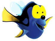 Dory as Zipper