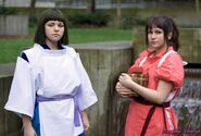 Spirited away chihiro and haku by notncosplay-d38c4kl