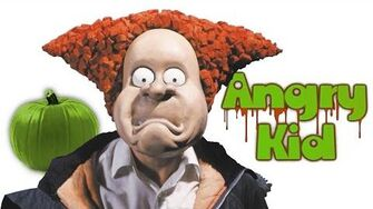 Horror - Angry Kid