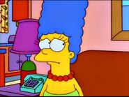 Marge looks worried.