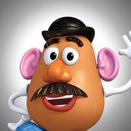 Mr Potato Promational Art