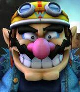 Wario in Super Smash Bros. Brawl