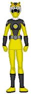 Yellow SHIELD Ranger