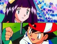 Ash vs Jeanette
