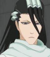 Byakuya Kuchiki in Bleach Soul Resurreccion