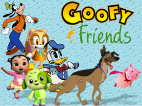 Goofy and Friends