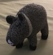 Jordan the Javelina