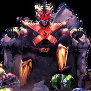 Lord Drakkon Final