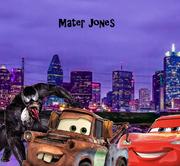 Mater Jones (Osmosis Jones) Poster